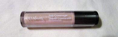 Ulta Beauty Full Coverage Concealer ~ Light Warm