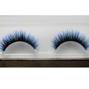 CSSD Women Soft 3D Stereoscopic Multi-Layer Gradient Fake Eyelashes