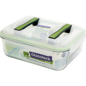 Glasslock 19-Cup Rectangle Handy Container