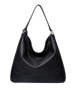PB-SOAR Women Ladies Fashion Soft PU Leather Handbag Shoulder Bag Hobo Tote Bag Trend-Bag