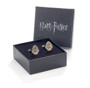 Official Harry Potter Hogwarts Crest Cufflinks