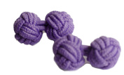 Elastic Classic Knot Cufflinks - Easy and Smart Application to Double Cuffed Shirts