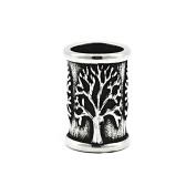 Nklaus Darva Tree of Life Bronze Hair Beard Pearl Hair Beads 6975