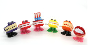 Dental Clinic Gift Present for Kids Dental Decoration Adorable Jumping Teeth(7pcs))