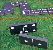 Giant Dominoes Garden Patio Outdoor Game for Kids Children-Adults Summer Fun