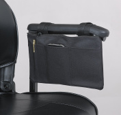 Ducksback mobility scooter / wheelchair armrest bag