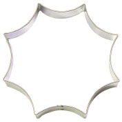 Spider Web Cookie Cutter 11cm B1662 - Foose Cookie Cutters - US Tin Plated Steel
