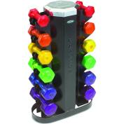 Hampton Jelly Bells Studio Club Pack - Rack W/6 Pair Jelly Bells