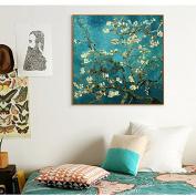 Faraway DIY Crystal Diamond Painting Van Gogh almond blossom colouring by numbers Rhinestone Painting