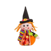 Candy Bag,Kingspinner Halloween Cute Witches Packaging Children Party Storage Bag Halloween Gift For Kids