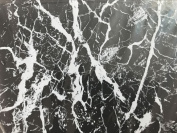 Hydrographics Film - Water Transfer Printing Film - 0.5m Width (1.6FTX3m) White Marble Film Water Transfer Printing Film - Water Transfer Film