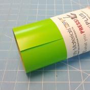 ThermoFlex Plus 38cm x 4.6m Roll Apple Green Heat Transfer Vinyl by Coaches World