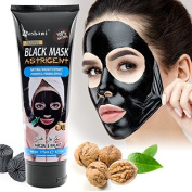Essy Beauty Astringent Blackhead remover facial peel-off mask with natural walnut extract
