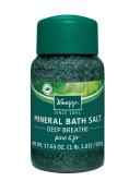 Kneipp Mineral Bath Salt, Deep Breathe, 520ml