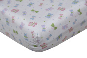 Danica Cotton Fitted Sheet
