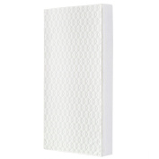 Dream On Me Breathable Full Size Firm Foam Crib and Toddler Bed Mattress, 15cm