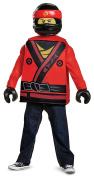 LEGO Ninjago Movie 23480L Kai Classic Costume, 7 - 8 Years