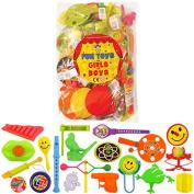 Henbrandt 100 Party Bag Toys / Fillers / School Fete Raffle / Tombola