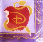 Disney Descendants 2 Lunch Napkins