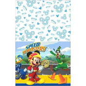 Amscan Happy Birthday Party Supplies Table Cover, 140cm x 240cm