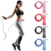 Gallant Adjustable Skipping Rope Cable Wire Speed Jump Fitness Exercise Boxing Jumping Crossfit Training