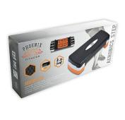 Phoenix Fitness Adjustable Aerobics Step Exercise Stepper Gym Yoga Board