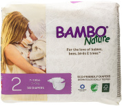 Bambo Nature Premium Baby Nappies, Size 2, 30 Count