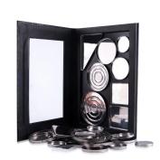 Eyeshadow Palette Makeup,Baomabao DIY Palette Beauty Empty Makeup Pad Black Large Pattern