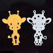 Metal Cutting Dies Stencils for DIY Decorative Scrapbooking Album Embossing Paper Cards Craft,1 pcs, Deer