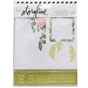 Heidi Swapp Storyline - Sticker Kit - Botanical