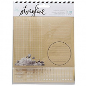 Heidi Swapp Storyline - Sticker Kit - Kraft