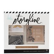 Heidi Swapp Storyline - Deck of Days - Everyday