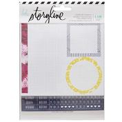 Heidi Swapp Storyline - Sticker Kit - Peony