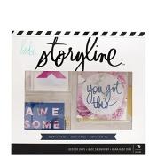 Heidi Swapp Storyline - Deck of Days - Motivational