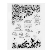 NEW Dreams Transparent Clear Stamps for DIY Scrapbooking Decorative Card Making Crafts Supplies