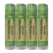 Natural Lip Balm   Vegan   Non-Toxic   100% Natural Ingredients