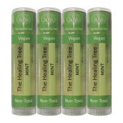 Mint Lip Balm   Vegan   Non-Toxic   100% Natural