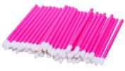 50 Pcs Da.Wa Lip Brushes Women Disposable Bulk Lipstick Lip Gloss Applicator Makeup Tool