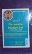 Mr Pumice - Mini Disposable Pumice Bar Extra Coarse 40 pcs. by Mr. Pumice