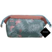 xhorizon SRR Makeup Bag Travel Cosmetic Bags Brush Pouch Toiletry Kit Travel Bathroom Organiser Carry Case