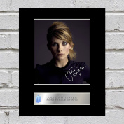Jodie Whittaker Signed Mounted Photo Display Dr. Who