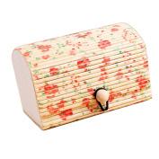 Sinfu Capacity Creative Bamboo Storage Box Soap Box Jewellery Box