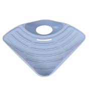 Sinfu Storage Tool Rack Kitchen Bathroom Sponge Holder Suction Storage Case