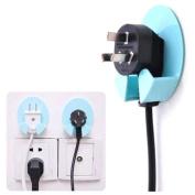 Sinfu 1PC Storage Hook Socket Holder Wall Adhesive Hanger Home Office