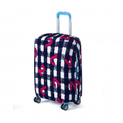 Sinfu Travel Bag Suitcase Cover18-50cm Elastic Luggage Cover Dust-Proof