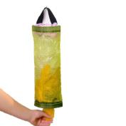 SinfuGrocery Bag Wall Mount Storage Dispenser Plastic Kitchen Organiser