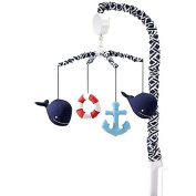 Nautica Kids Whale of a Tale Musical Mobile