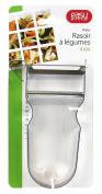 Easy Make kd3176 Vegetables + PP Grey 7 x 1 Stainless Steel, 20 x 11 cm