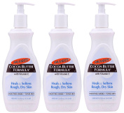 Palmer's Cocoa Butter Formula Body Lotion, 400ml, 3 Pack