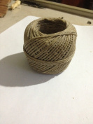 Beeswax Hemp Wick, 60m Spool Organic Hemp Wick with 100% Natural Beeswax Coating Stander Size